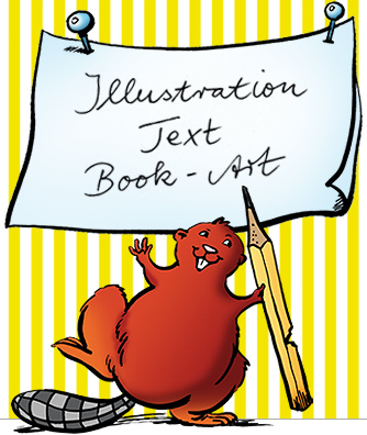 Bieberbooks: Illustration - Kinderbücher - Text - Book-Art